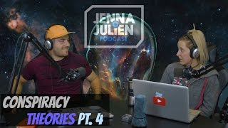 Download Podcast #105 - Conspiracy Theories Pt. 4 Video