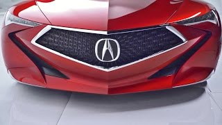 Download Acura Precision Concept - Interior and Exterior Walkaround Video