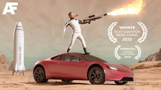 Download The Elon Musk Story | 3D Animated Video