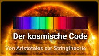 Download Der kosmische Code • Aristoteles ⯈ Stringtheorie (8) | Josef M. Gaßner Video
