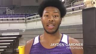 Download ECU Men's Basketball Practice Interviews Video