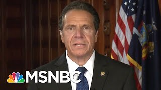Download Gov. Andrew Cuomo: 'HHS Won't Tell Us' Location Of Migrant Children | Velshi & Ruhle | MSNBC Video