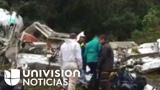 Download La desesperada conversación entre el piloto del avión accidentado en Colombia y la torre de control Video
