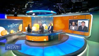 Download The Heat: Round table on China-US relations, Syria and Middle East Pt 2 Video