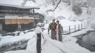 Download Winter Rail Travel in Japan on 7 Day JR Pass (Hokkaido / Honshu) Video