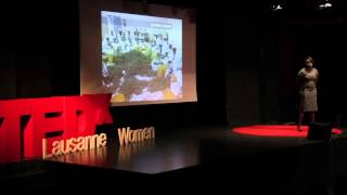 Download Economic empowerment of women matters | Vanessa Erogbogbo | TEDxLausanneWomen Video