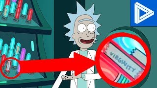 Download 10 Things You Missed in Rick and Morty Season 3 Video