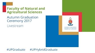 Download Faculty of Natural and Agricultural Sciences Graduation Ceremony 2017, 21 April 15 00 in HD Video