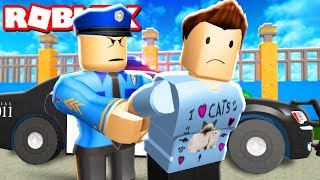 Download DENIS GETS ARRESTED IN ROBLOX Video