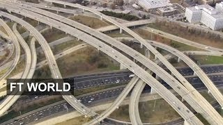 Download US infrastructure funding: Out of gas | FT World Video