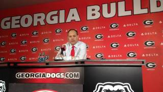Download Georgia coach Mark Fox on loss to Kentucky Video