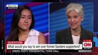 Download Did Jill Stein Get The Better Of CNN? Video