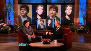 Download Jesse Eisenberg is Not a Facebook Fan Video