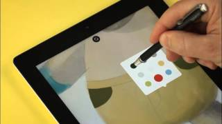 Download Bamboo Paper, your digital notebook. Video