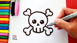 Como Dibujar Una Calaverita Para Día De Muertos Free Download
