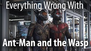 Download Everything Wrong With Ant-Man and the Wasp Video