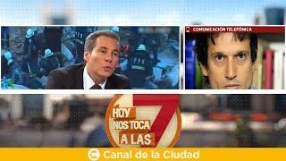 Download Caso Nisman: hablamos con Diego Lagomarsino en Hoy Nos Toca a las Siete Video