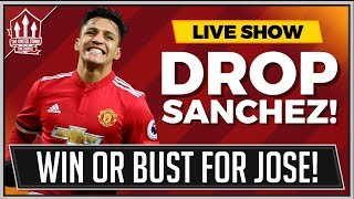 Download Man United vs Tottenham FA Cup | MOURINHO Must Drop Alexis SANCHEZ! Video