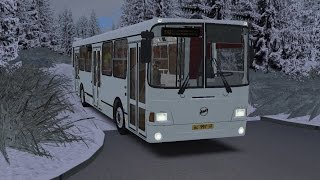 Download OMSI 2. Map Omninsk, Route 112, LiAZ 5293.00 Video