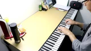 Download Andoer Roll Up Piano(롤업 피아노) 88keys Video