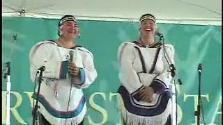 Download Inuit throat-singing demonstration Video