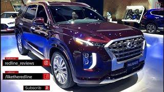 Download 2020 Hyundai Palisade – Redline: First Look – 2018 LA Auto Show Video
