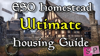 Download ESO: Ultimate Homestead Housing Guide Video