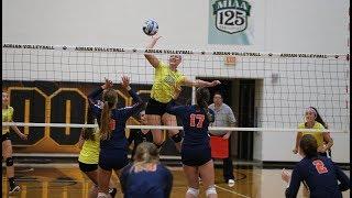 Download Volleyball vs Trine 9/18/18 Video