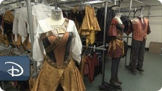 Download Creating Costumes for 'Mickey and the Magical Map' | Disneyland Park Video