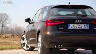 Download 0-100.it   Prova su strada: Audi A3 2.0 TDI 150 Cv Ambition Video