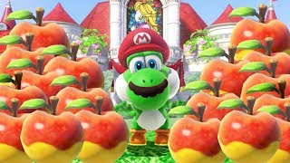 Download Super Mario Odyssey - All Yoshi Fruit Locations + Secret Yoshi Challenges Video
