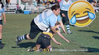 Download RUGBY FUNNIEST FAILS COMPILATION! Video