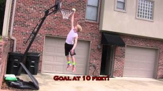 Download 13 Year Old Dunks on 10 Feet Video