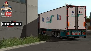 Download [ETS2 v1.32] Chereau Trailer   Only purchasable *Best Class Trailer* Video