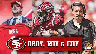 Download Live! 49ers ROY Candidates | NFC West Predictions Video