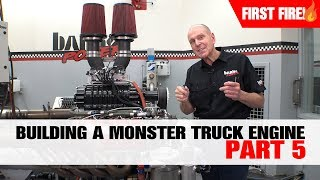 Download FIRST FIRE! | Building A Monster Truck Engine Pt 5 Video