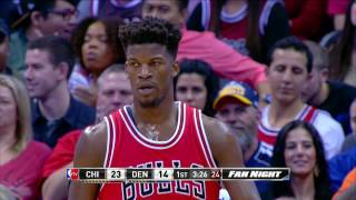 Download NBA Games of the Year - Chicago Bulls at Denver Nuggets from 11/22/2016 Video