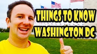 Download Washington DC Travel Tips: 10 Things to Know Before You Go to DC Video