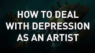 Download How to Deal with Depression as an Artist Video