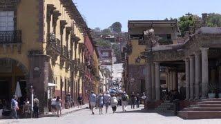 Download San Miguel de Allende, el sueño mexicano de los estadounidenses Video