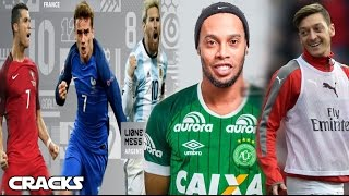 Download CRISTIANO, MESSI y GRIEZMANN van por THE BEST | Harían AUTOGOLES para que CHAPECOENSE sea CAMPEÓN Video