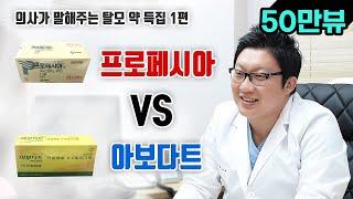 Download 프로페시아 VS 아보다트 의사가 말하는 탈모약 비교 어떻게 선택해야 할까? Video