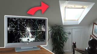 Download Turning Smashed TVs into Realistic Artificial Daylight Video