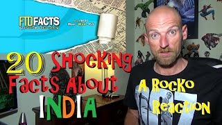 Download 20 Shocking Facts About India | FTD Facts | Reaction Video