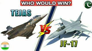 Download India's Tejas Vs Pakistan's JF-17 Thunder - India Vs Pakistan Aircraft Comparison (Hindi) Video