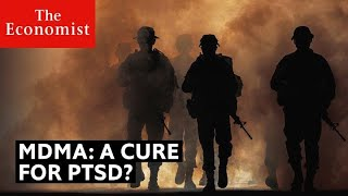 Download How MDMA is being used to treat PTSD   The Economist Video