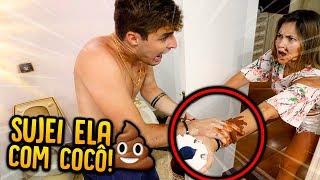 Download PASSEI COCÔ FALSO NA MINHA AMIGA!! - TROLLANDO MINHA AMIGA [ REZENDE EVIL ] Video