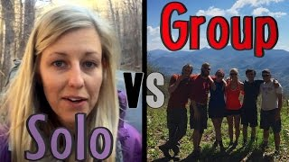 Download Thru-hiking Solo vs Thru-hiking With a Group Video