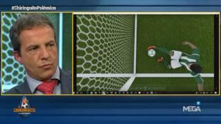 Download Nacho Tellado: ″El balón entra por 57 centímetros″ Video