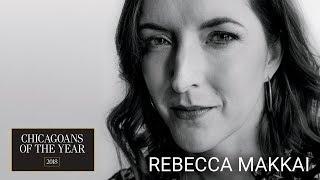 Download Rebecca Makkai, ″The Literary Ambassador″   Chicagoans of the Year 2018 Video